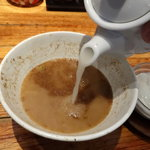 でびっと - スープ割り