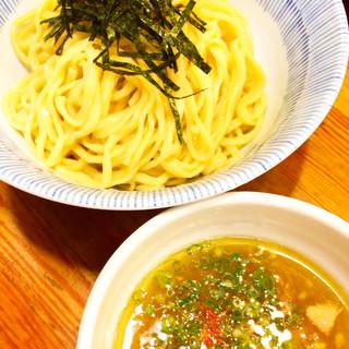 吟醸煮干 灯花紅猿 - 塩つけ麺