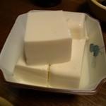 29817249 - とようけ茶屋のちょっと上等 つるりにがり絹ごし豆腐(12.09)