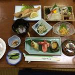 杉野屋旅館 - 料理写真: