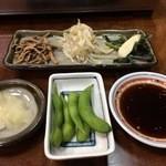 29819009 - ナムルと枝豆