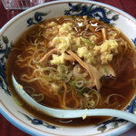 いずみラーメン - 料理写真:しょうがラーメン700円