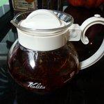 バーンズ・キッチン - 本日のランチ \1,500の紅茶