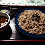 みのすけ - 料理写真:なめこ蕎麦 ¥650