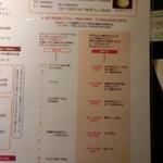 ラマイ - 2014/8 増税後新メニュー