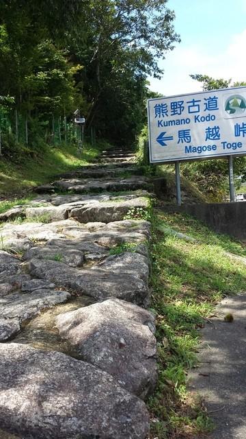 道の駅 海山 - 馬越峠から入るルートは伊勢路の中でも随一の美しさを誇る石畳が続き幻想的でお奨めです♪