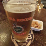 British Pub&Foods ARROWS - ロコビア/グリセッテ1100円