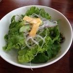 Kozyskitchen - 贅沢ランチセットのサラダ
