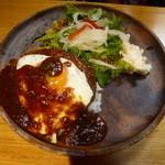 カフェ メロー - ロコモコ