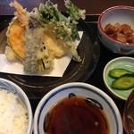 八千よ - 天ぷら定食