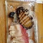 きよ鮨 - 料理写真:貝のお刺身