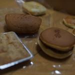 松風 - 料理写真:和菓子達
