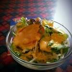 ススマ - Bセットのサラダです。