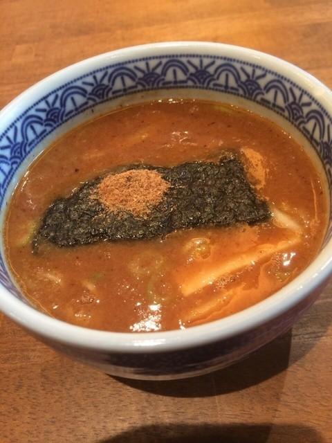 三田製麺所 阿倍野店 - つけ汁 いい香り♥︎