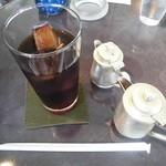 珈琲のシャポー - アイスコーヒー