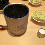コメダ珈琲店 - 料理写真:アイスコーヒー