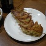 中華料理 三好 - 餃子
