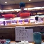 回転寿司割烹 伊達 和さび -