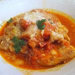 イリスサクレ - チキントマト煮