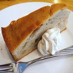 イリスサクレ - ケーキ
