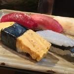 順寿司 - 料理写真:2014.08 握り(竹)