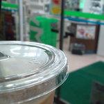 ファミリーマート - ドリンク写真:アイスコーヒ