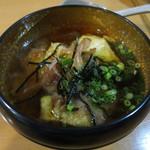 旬彩 ごちそう - 揚げ出し豆腐