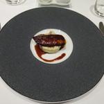 レストラン タニ - フォアグラのリゾット マデラワインソース