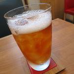 ほそつじいへえ TEA HOUSE - ムレスナ社のヌワラエリヤ産茶葉のフレーバー・ティー 白桃アールグレイ2