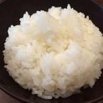 epais - 岩手県産ひとめぼれのご飯
