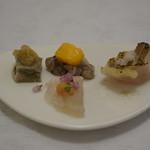 nagoya murata  - 前菜