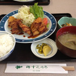 花月亭 - 日替わり定食