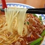 台湾料理 豊源 - 台湾ラーメンのアップ