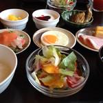 お宿 木の葉 - ☆朝食☆2014.8.16☆