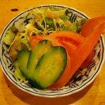 洋食 マリー - サラダ