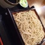 大村庵 - 料理写真:もりそば