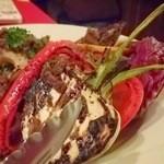ラ ファーメ - ごろごろ野菜の炭火焼