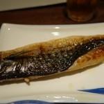 29843236 - (2014/5月)訪問日の本日の魚定食はサバの文化干しでした。