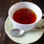 和 Ann あん藤 - 紅茶
