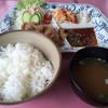 逢来園 - 料理写真:豚生姜焼き定食