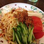 皇庭餃子房 - 冷やし坦々麺