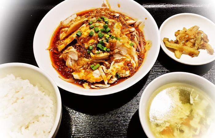 刀削麺 西安飯荘