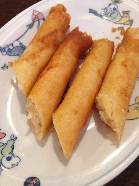 皇庭餃子房 - 海鮮春巻き