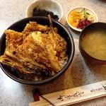 29846976 - ランチの天丼  972円