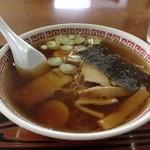 仲よし - 料理写真:ラーメン 500円