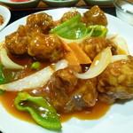 Tenfuen - 酢豚(甘酢)