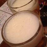 いざかや 漁火 - 生ビールはハートランド!