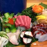 富士鮨 - 刺し盛