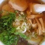 ばんげ屋食堂 - チャーシューメン¥700