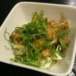 弁天 - ホルモン焼き(醤油味)
